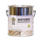 Painteco Whitened Boiled Linseed Oil - Bělená lněná fermež