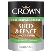 Shed & Fence Opaque Finish 5L